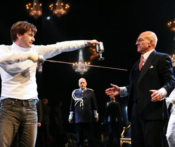 david tennant hamlet sir patrick stewart claudius royal shakespeare pbs great performances