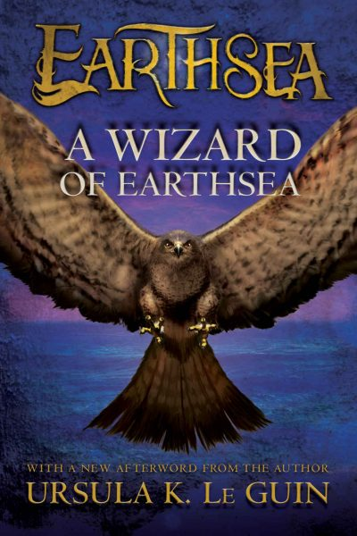 ursula le guin earthsea childrens fantasy novel