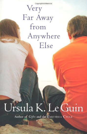 ursula le guin very far away from anywhere else young adult novella