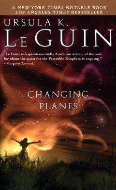 ursula le guin changing planes short story collection